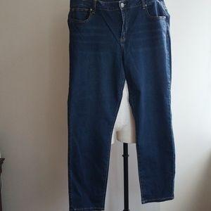 BUFFALO mid-rise super soft skinny jeans